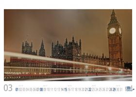 london big ben (gmd kunstkalender)