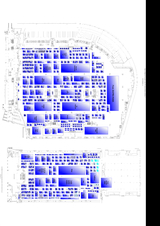 Hallenplan RSNA 2016